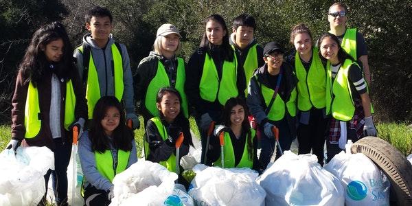 VOLUNTEER: Coyote Creek Cleanup